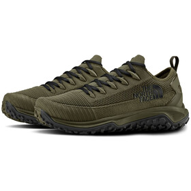 The North Face Truxel Scarpe Uomo, new taupe green/tnf black